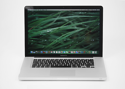 Apple MacBook Pro 15in A1286 2.4ghz Intel I5 4gb RAM Is 320gb HDD (2010) 462