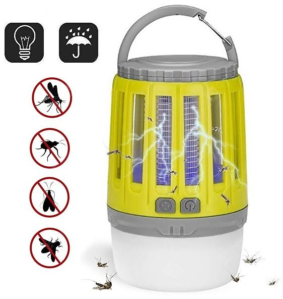 UTORCH 2-in-1 Mosquito Killer Camping Light Sale, Price & Reviews | Gearbest