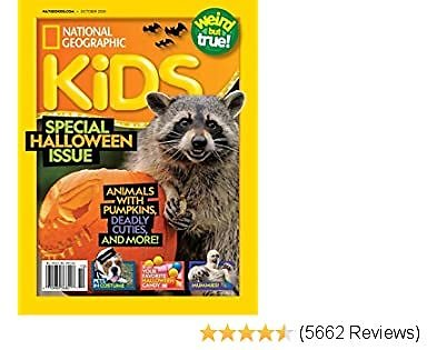 National Geographic Kids (Kindle Edition)