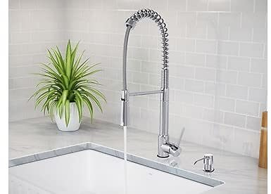 Up to 55% Off Novatto Kitchen Faucets