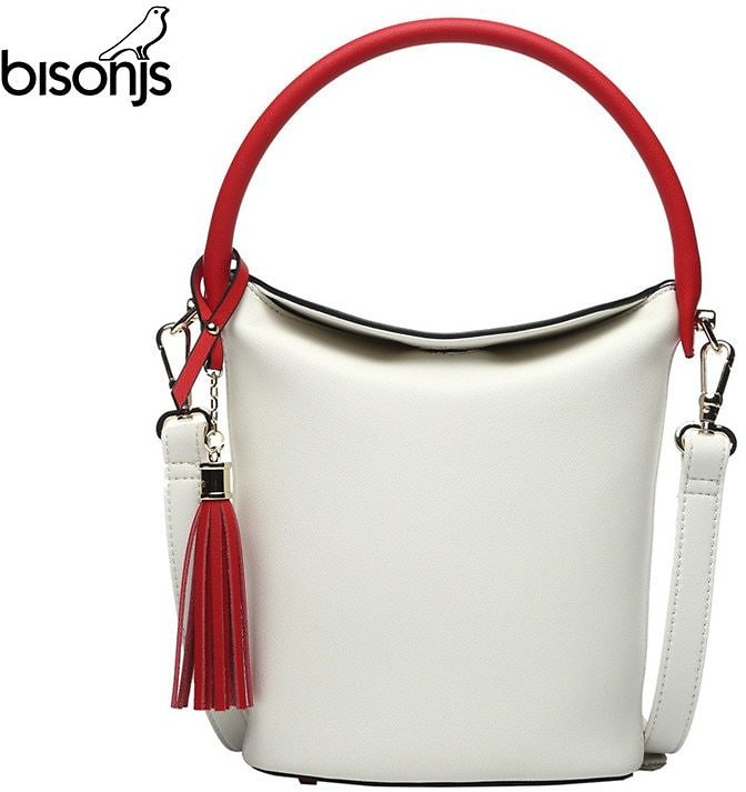 US $38.68 61% OFF|BISONJS Leather Bucket Bag Women Shoulder Bags Ladies Handbags Women's Totes Big Crossback Bag Bolsa Feminin Fashion 2020 B1365|bag Women Shoulder|bag Ladiesmessenger Bag Women - AliExpress