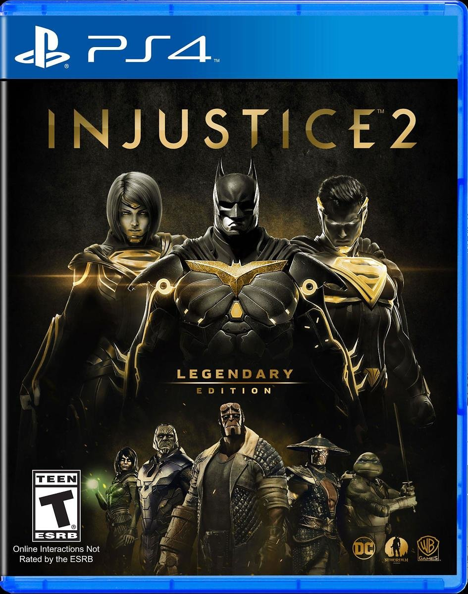 Injustice 2 Legendary Edition | PlayStation 4 | GameStop