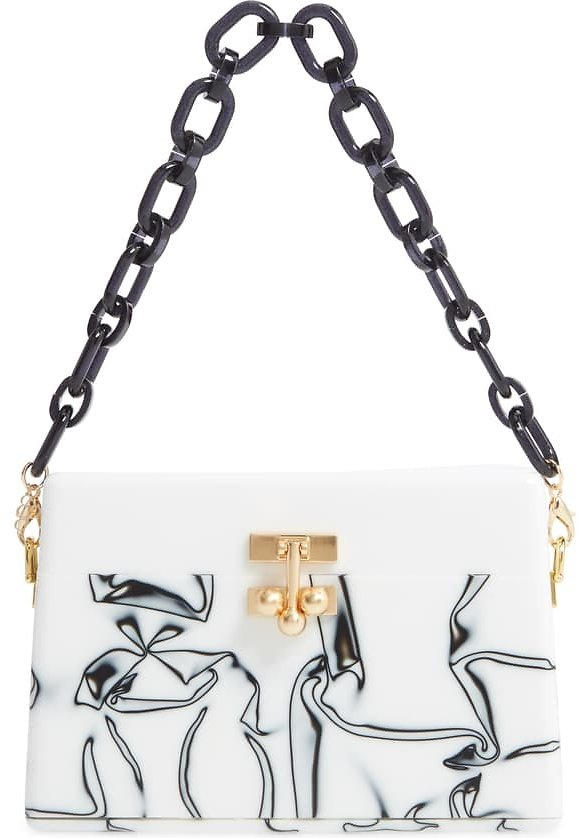 Edie Parker Miss Mini Acrylic Box Bag | Nordstrom