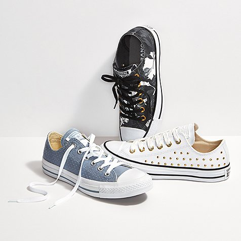 Up to 60% Off Converse Flash Sale