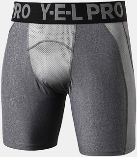 PRO Men's Sport Fitness Training Running Shorts Casual Stretch Quick Dry Breathable ShortsActivewearfromMen's Clothingon Banggood.com