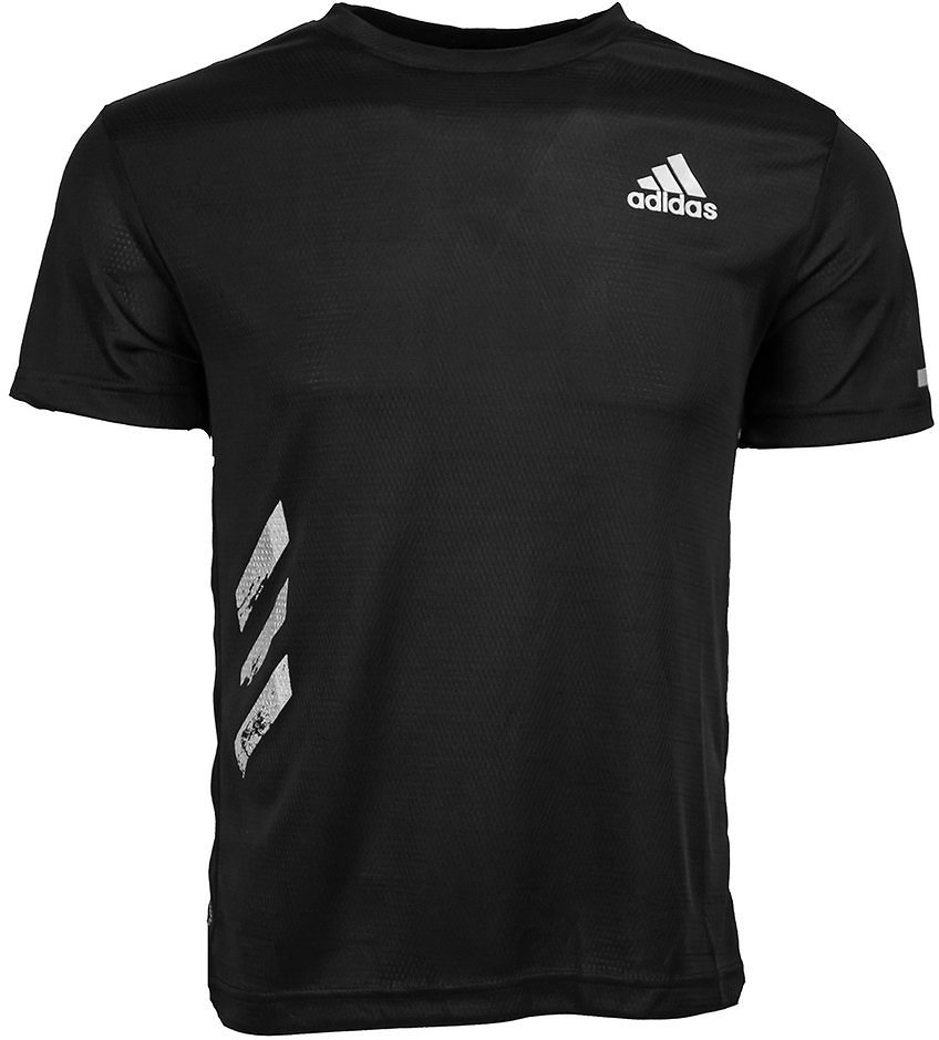 Adidas Men's Performance Mesh T-Shirt Black XL