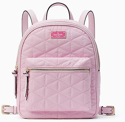 Wilson Road Quilted Small Bradleybackpack | Kate Spade New York