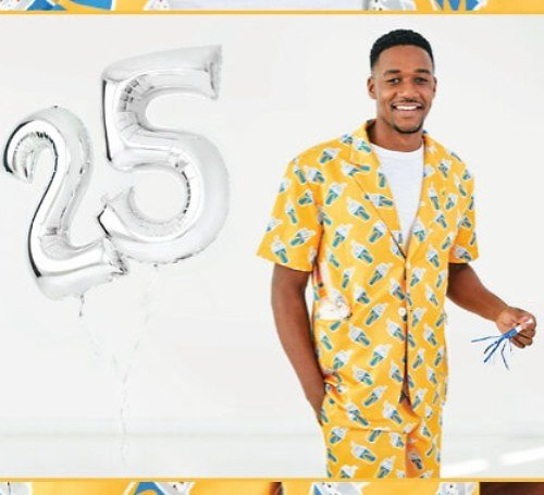 McFlurry 25th B-Day Suit + Free McFlurry Coupon