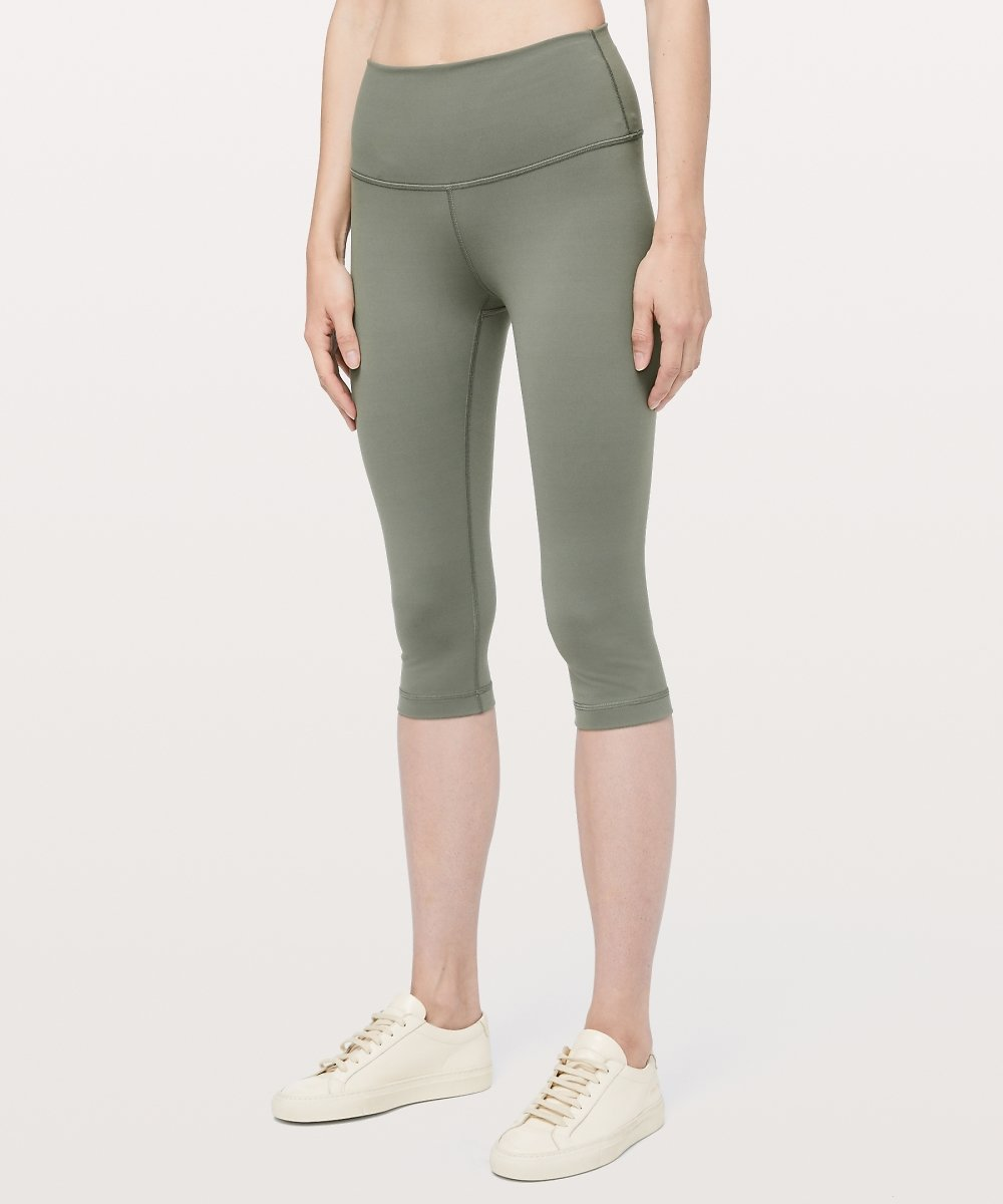 Wunder Under High-Rise 1/2 Tight *Full-On Luon 17