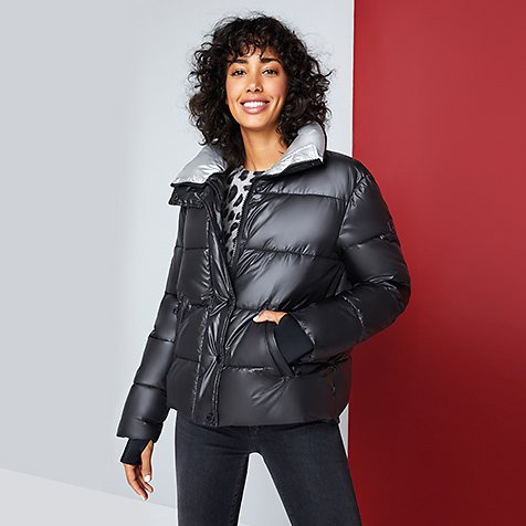 Up to 79% Off Women's Puffer, Quilted, & Parka Jackets