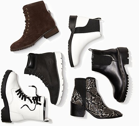 Up to 87% Off Women's Booties & Ankle Boots