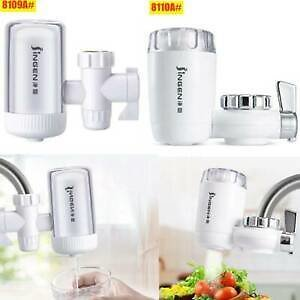 Tap Faucet Water Filter 7-Layer System Kitchen Home Mount Filtration Purifier