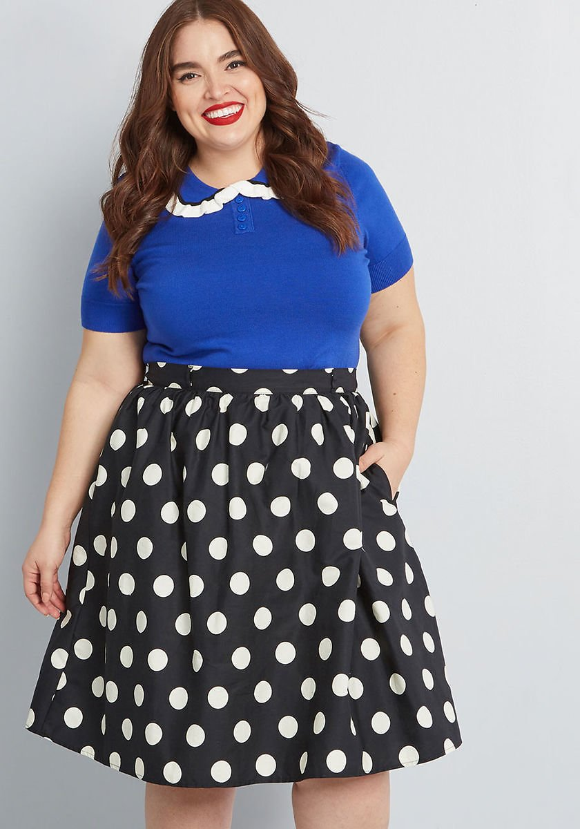 More Than Charming Cotton Skirt