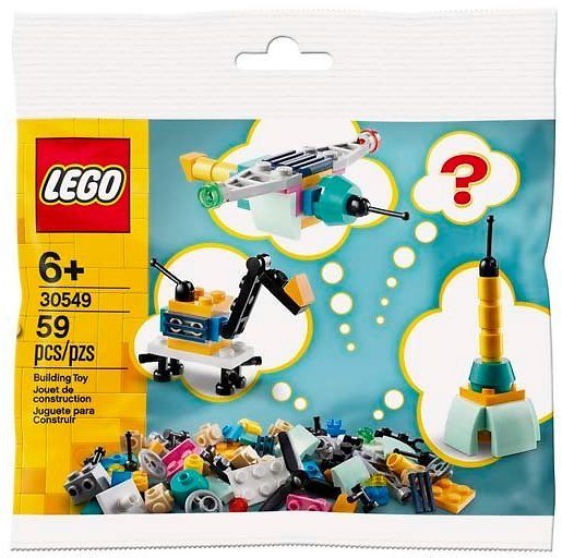 LEGO® 30549 Build Your Own Vehicles