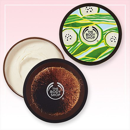 50% Off The Body Shop Body Butters at Ulta