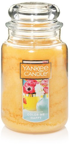 Yankee Color Me Happy Candle