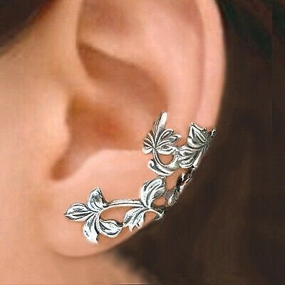 Gorgeous Clip Earrings for Women 925 Silver Jewelry Free Shipping A Pair/set