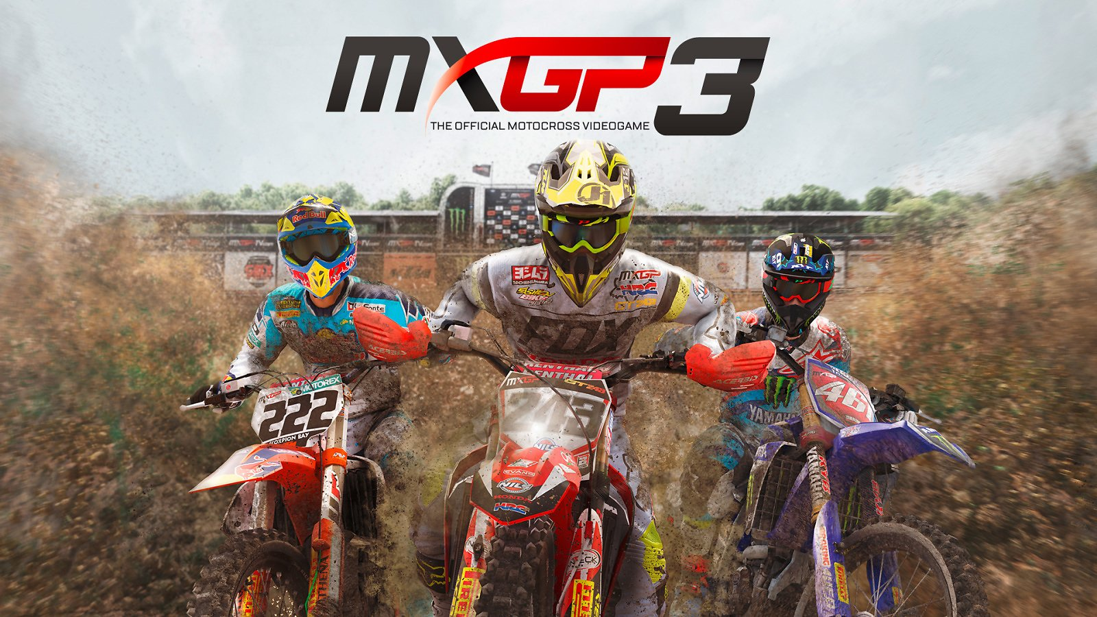 MXGP3 - The Official Motocross Videogame for Nintendo Switch