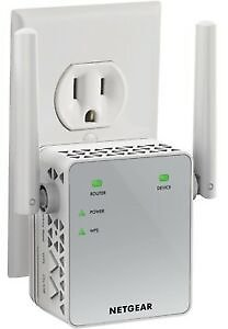 NETGEAR WiFi Range Extender EX3700 - Coverage Up to 1000 Sq.ft. and 15 Devices
