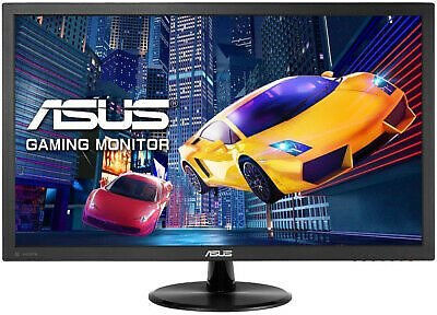 ASUS VP248QG 24 Inch LED FHD Monitor - Black 192876043707