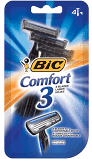Bic Comfort 3 Advance Disposable Razors, 4 Ct - Kroger