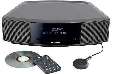 Exclusive! Bose® Wave® Music System IV W/CD Player, Radio and Bluetooth Receiver