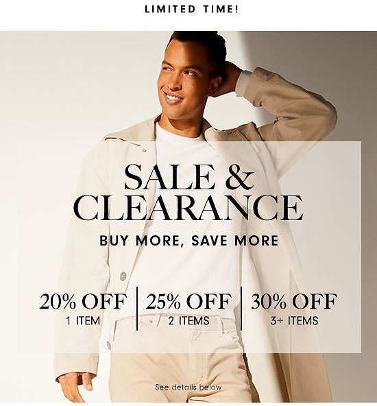 Up to 75% Off Sale Prices
