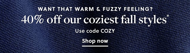 All Products' Men 40% Off Cozy Fall Styles/ J CREW