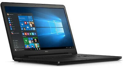 Dell Inspiron 15.6in Touch Business LAPTOP 2.4Ghz 8GB 1TB DVDRW Win 10 Black