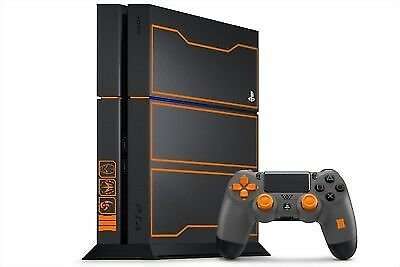 Playstation 4 Console System Ps4 Call of Duty Black Ops III Limited Edition 1tb