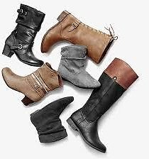 Women's Boots Savings