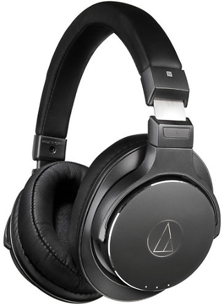 Audio-Technica ATH-DSR7BT Wireless Over-Ear Headphones w/ Pure Digital Drive FactoryREFURBISHED | BuyDig.com