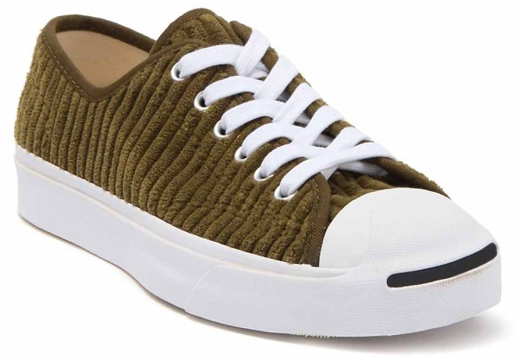 Converse | Jack Purcell Wide Wale Corduroy Low Top Sneaker (Unisex) | Nordstrom Rack