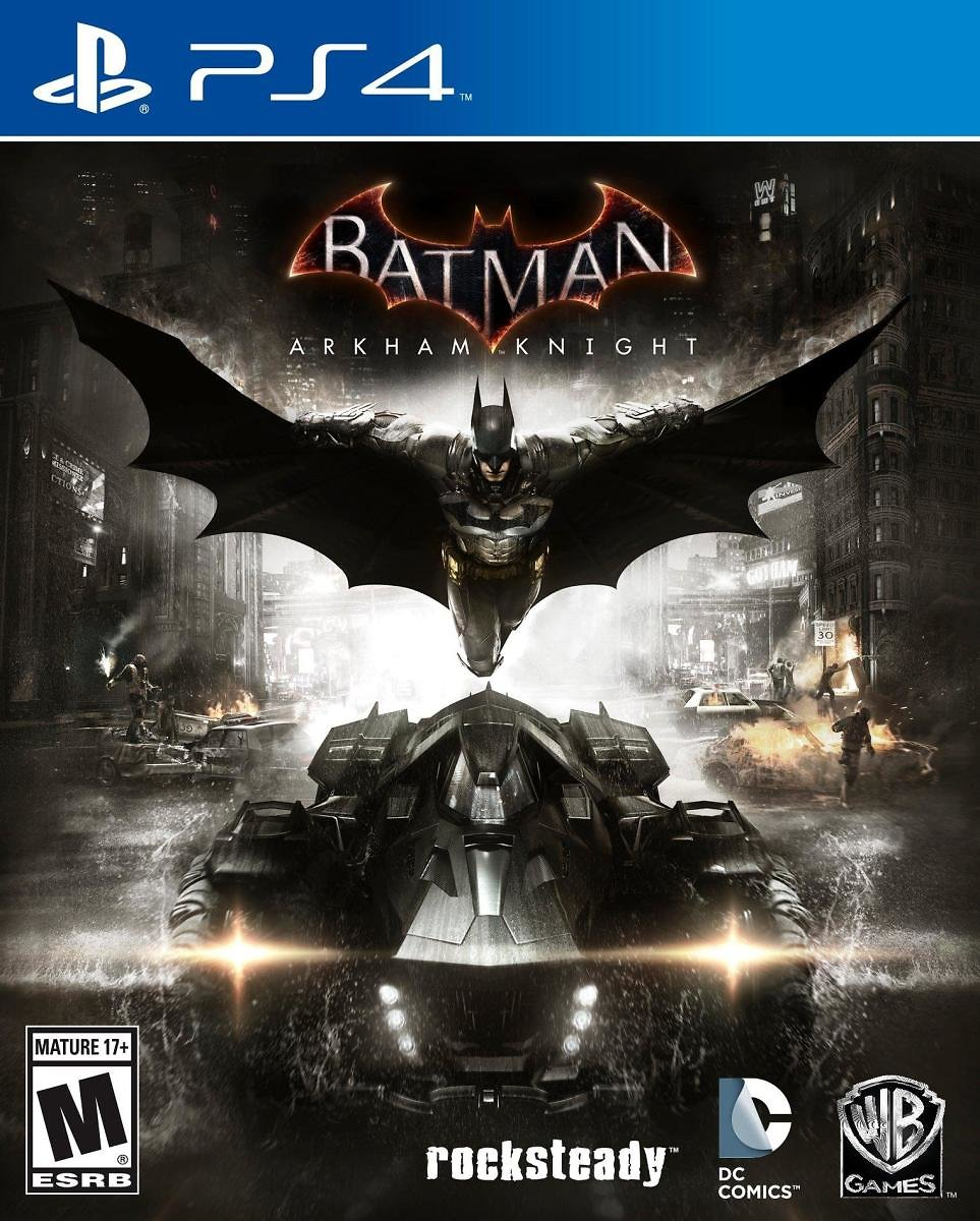 Batman: Arkham Knight | PlayStation 4 | GameStop