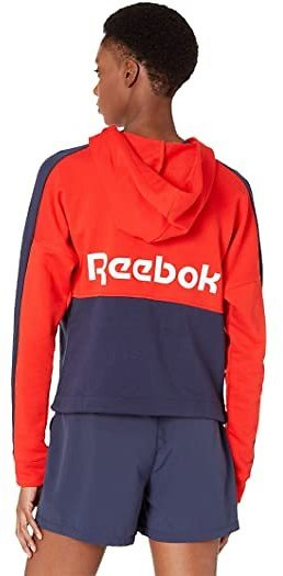Reebok Training Essentials Linear Logo French Terry Full Zip