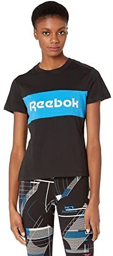 Reebok Training Essentials Linear Logo Detail Tee