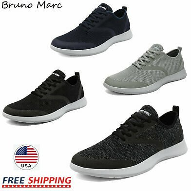 Bruno Marc Mens Sneaker Lace Up Loafer Walking Shoes Casual Shoes Athletic Shoes