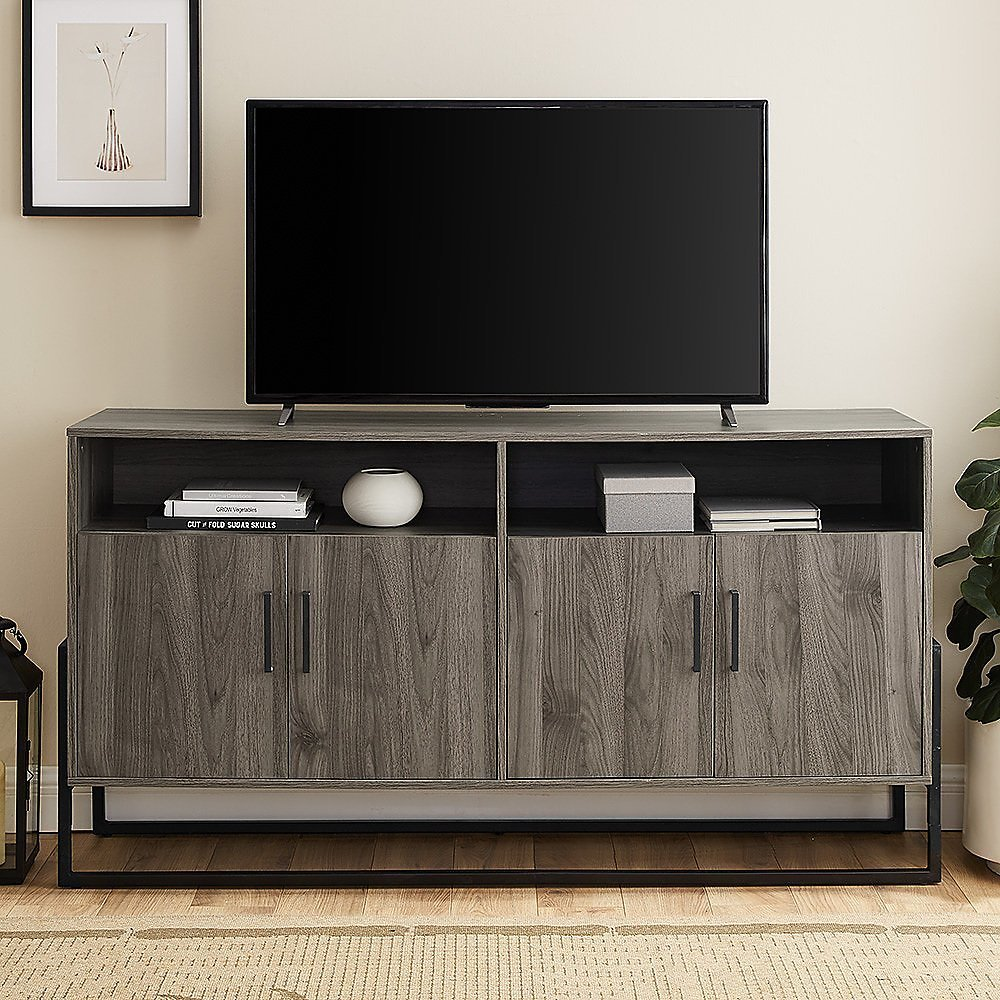 Walker Edison TV Cabinet for Most TVs Up to 65