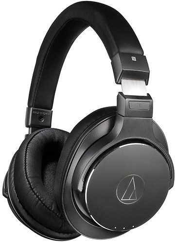 Audio-Technica ATH-DSR7BT Wireless Over-Ear Headphones w/ Pure Digital Drive FactoryREFURBISHED