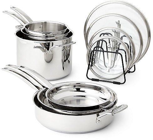 11-Pc. Cookware Set ON SALE