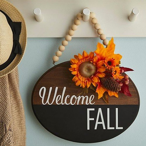 40% Off All Fall Floral & Decor