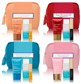 FREE 4-pc Gift with Any $75 Clarins Purchase (Up to a $61 Value!)