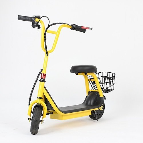 New Folding Electric Scooter Electric Bicycle Folding Adult Scooter Wholesale Customized One Drop Shipping