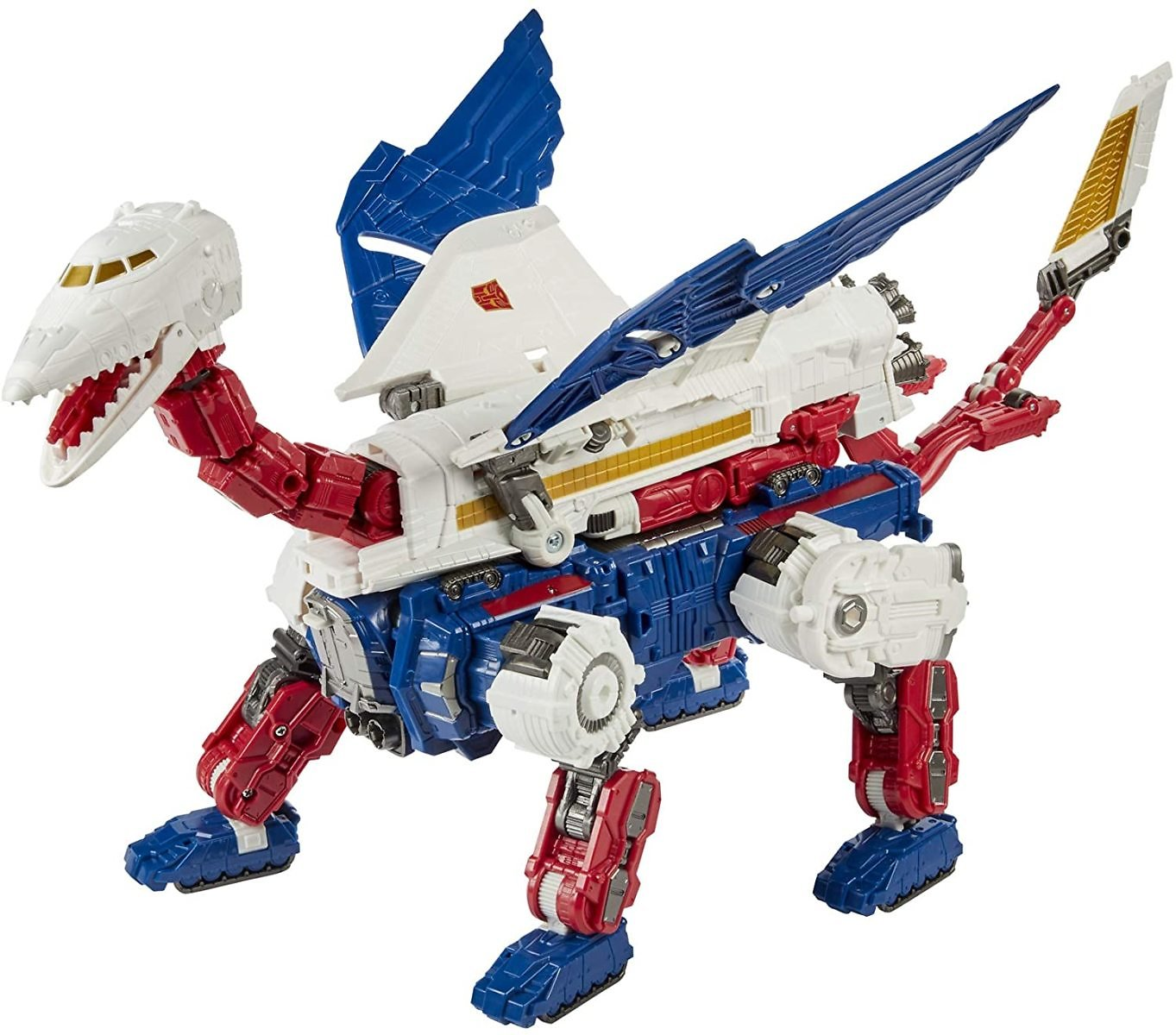 Transformers Toys Generations War for Cybertron: Earthrise Leader WFC-E24 Sky Lynx