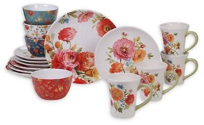 Certified International Country Fresh Dinnerware Collection