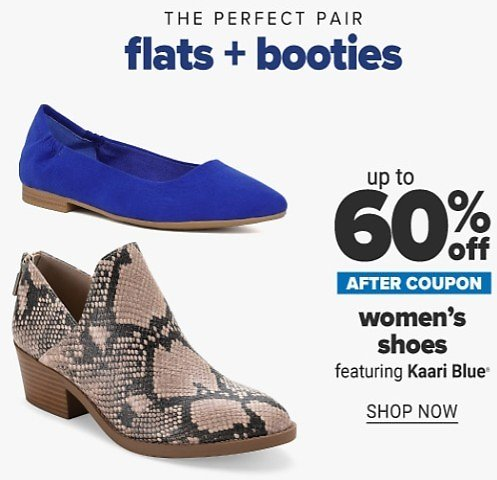 Up To 60% Off Select Women's Shoes