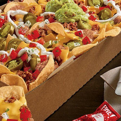 Taco Bell Brings Back The Nachos Party Pack