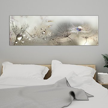 Home Decor Canvas Print Paintings Wall Art Dew Beads Unframed DecorationsHome DecorfromHome and Gardenon Banggood.com