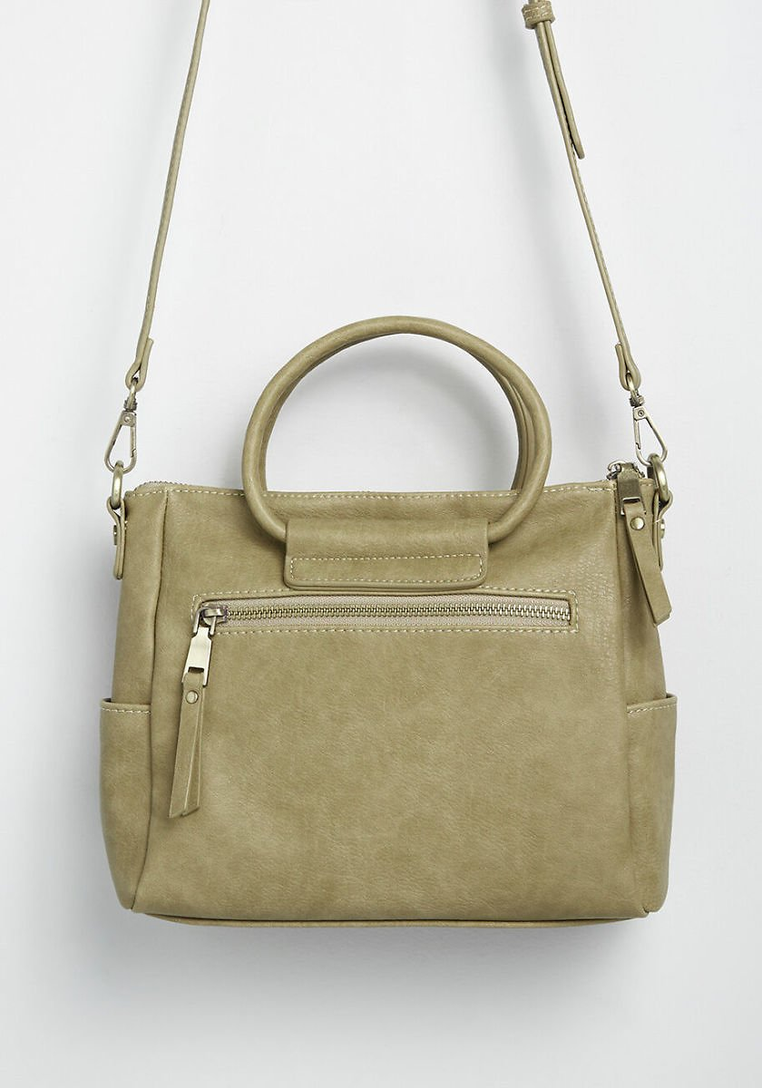 Tote of The Town Crossbody Bag