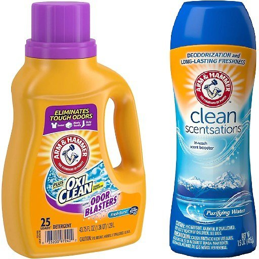 BOGO Free Arm & Hammer Fabric Fresheners (3 Options)